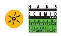 Hans Schmid GmbH Garten- und Landschaftsbau - Logo